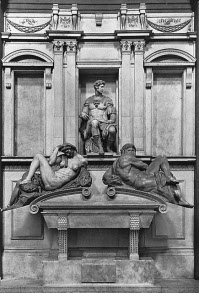Michelangelo's New Sacristy