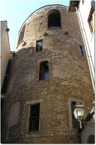 The Pagliazza               Tower
