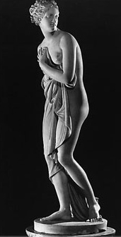 Canova'a               Venus at the Pitti Palace